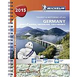 Michelin Road Atlas - Germany