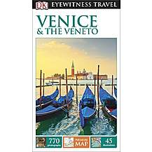 image of Dk - Eyewitness Travel Guide - Venice & The Veneto