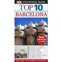 image of Dk - Eyewitness Top 10 Travel Guide - Barcelona
