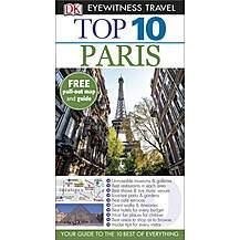 image of Dk - Eyewitness Top 10 Travel Guide - Paris