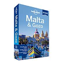 image of Lonely Planet - Travel Guide - Malta & Gozo