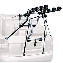 image of Avenir Nevada Rear Bicycle Rack For 4 Bikes Silver