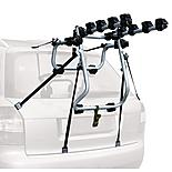 Avenir Nevada Rear Bicycle Rack For 4 Bikes Silver