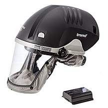 image of Trend Air/pro Airshield Pro Respirator 230v Uk