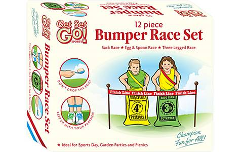 image of Bumper Sports Day Race Set