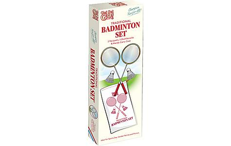 image of Traditional Badminton Set
