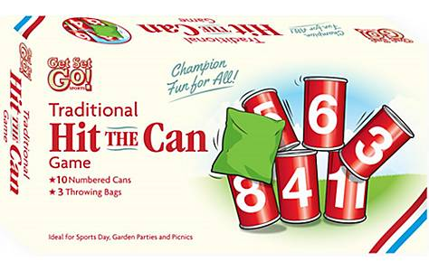 image of Hit The Tin Game