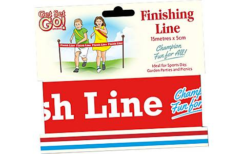 image of Sports Day Finishing Line Tape