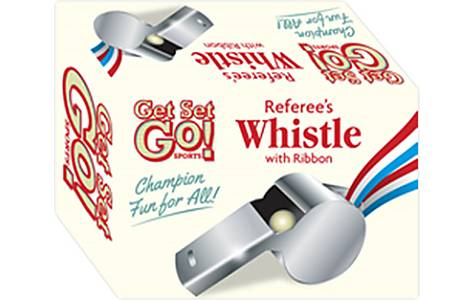 image of Referee & Starter Whistle