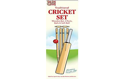 image of Traditional Cricket Set