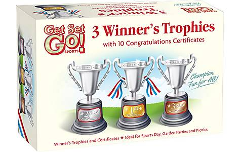 image of Trophies & Certificates Set