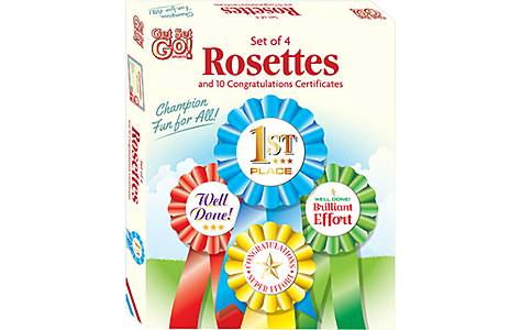 image of Winners Rosettes
