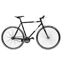 image of Khe Fixie I Single Speed Road Bike Black 54cm