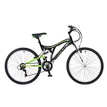 image of Reflex Rockstar Dual Suspension Mountain Bike 18""
