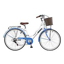 image of Viking Bordeaux Dutch Style Womens Bike 18in