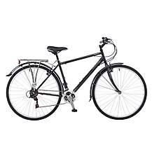 image of Viking Trekker Mens 700c Hybrid Road Bike 22in