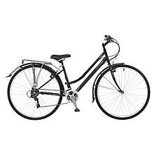 image of Viking Trekker Womens 700c Hybrid Road Bike 19in