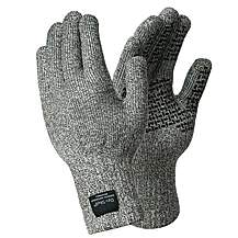 image of Dexshell Waterproof Cut Resistant Lightweight Techshield Gloves. Grey, Medium.
