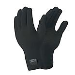 Dexshell Touchfit Black Waterproof & Breathable Gloves (large)