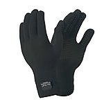 image of Dexshell Touchfit Black Waterproof & Breathable Gloves (large)
