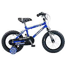 "image of Concept Spider Boys Single Speed Bike 14"" Blue/Black"