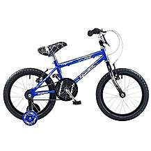 "image of Concept Spider Boys Single Speed Bike 16"" Blue/black"
