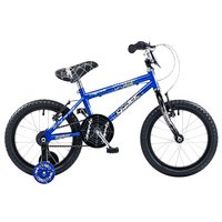 "Concept Spider Boys Single Speed Bike 16"" Blue/Black"
