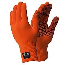 image of Dexshell Waterproof Thermfit Gloves, Hi-vis, Large