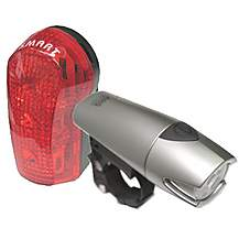 image of Smart Ls039-72 Polaris 25 Lumens / 7 Led 120 Candela Twinset