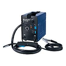 image of Einhell Bt-fw100 Electric Welder Flux Cored Wire Feed