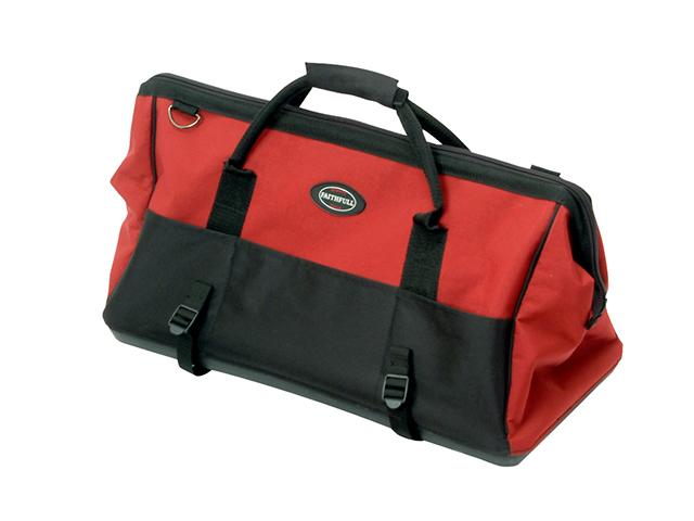 Faithfull Hard Base Tool Bag 40cm (16in) lowest price
