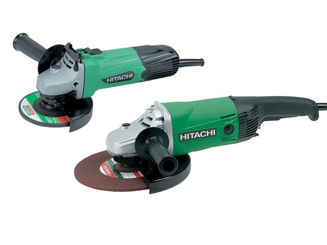 Hitachi Angle Grinder Twin Pack 115mm + 230mm 110 Volt lowest price
