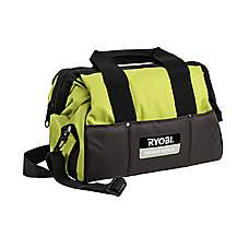 image of Ryobi Utb02 One+ 18v Green Small Tool Bag