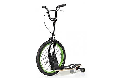image of Sbyke P20 Kids Scooter 20in Bmx Skateboard With Rear Wheel Steer