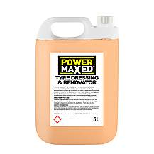 image of Power Maxed Tyre Shine Dressing (show Shine) 5 Litre