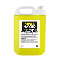 Power Maxed Alloy Wheel Cleaner Frequent Use 5 Litre