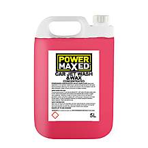 image of Power Maxed Jet Wash & Wax 5 Litre