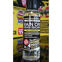 image of Power Maxed Rain Off Glass Sealant Rain Repellent 100ml