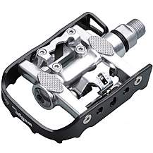 image of Wellgo C002 Trekking Spd Shimano Cleat Compatible Pedal With Ball Bearing