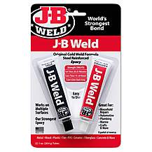 image of J-b Weld Original Steel Reinforced Epoxy