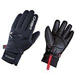 image of Chiba Classic Windstopper Glove In Black - Medium