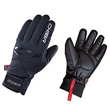 image of Chiba Classic Windstopper Glove In Black - Small