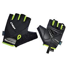 image of Chiba Air Plus Mtb Line Mitt In Black/neon - Small