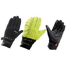 image of Chiba Express+ Showerproof Glove In Black - Medium