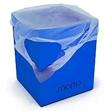 image of Snappy Bin The Portable Folding Bin (blue)