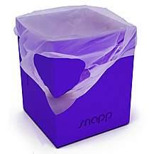 image of Snappy Bin The Portable Folding Bin (purple)
