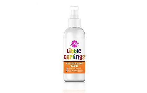 image of Little Darlings Car Seat & Buggy Cleaner