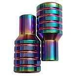 Team Dogz Neo Chrome Rainbow Stunt Pegs