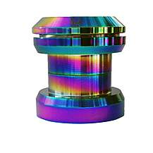 image of Team Dogz Neo Chrome Rainbow Headset