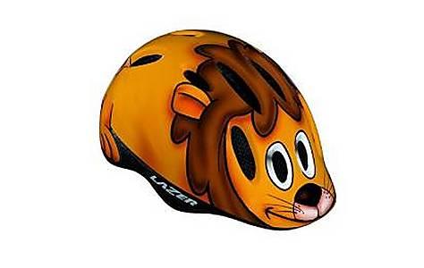 image of Lazer Max Lion Childrens Unisex Cycle Bike Helmet 49 To 55cm